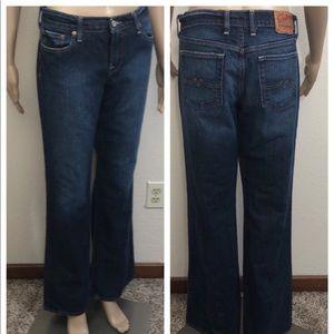 ♻️ Lucky Brand Denim Jeans Sz 30